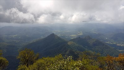 A more recent trip to Mt Warning.1018, Sunday, 13 January, 2018