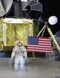Image for Apollo Lunar Module - Replica - NAS Pensacola, Florida, USA.