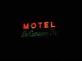 Image for Motel Caravelle Neon Sign