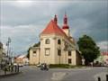 Image for Farní kostel Nanebevzetí Panny Marie - Holešov, CZ