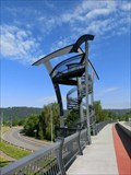 Image for Look-Out on the bridge, Praha-Lahovice, Czech Republic