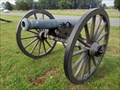 Image for 6-Pounder Confederate Bronze Field Gun, Model of 1841, No. 58 (Leeds) - Gettysburg, PA