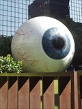 Image for 30-Foot-Tall Eyeball - Dallas, TX