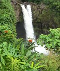 Image for Two Women Jump off Rainbow Falls - Wailuku River State Park, Hilo, HI