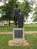 Image for William Jennings Bryan; Dayton, Tennessee - Rhea County Courthouse yard