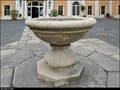 Image for Château courtyard fountain / Kašna na nádvorí zámku  - Duchcov (North-West Bohemia)