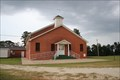 "Image for ""The Black Panther Party's deep Alabama roots"" -- Mt. Gillard Baptist Church, Lowndes Co. AL"
