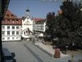 Image for Webcamera 'Rathausplatz' - Kempten, Germany, BY