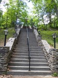 Image for Pilgrim Steps at St. Anne Shrine - Fiskdale, MA