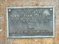 Image for The Detroit Saline Plank Road - Ypsilanti, Michigan