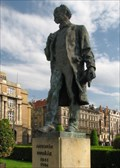 Image for Statue of Antonin Dvorak in Prague