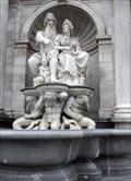 Image for Danubius Fountain - Vienna, Austria