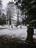 Image for Cemetery, Church of St Tysilio and St Mary, Meifod, Welshpool, Powys, Wales, UK