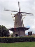 """Image for Cornmill """"de Bisschopsmolen"""", Etten, Noord-Brabant, Netherlands."""