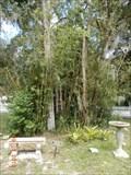 Image for Don Vestal Bench at DeBary Hall - DeBary, FL