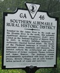 Image for Southern Albemarle Rural Historic District