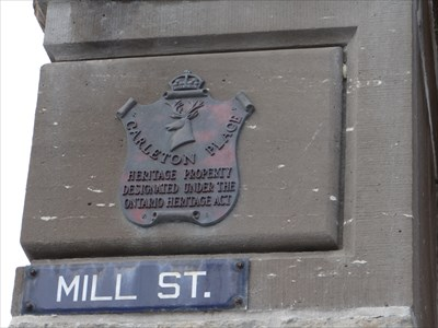CP Heritage sign