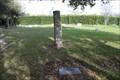 Image for J. M. Cain -- Magnolia Cemetery, Houston TX