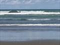 Image for Muriwai Beach. Northland. New Zealand.