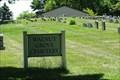 Image for Walnut Grove Cemetery - Uniontown, Ohio USA
