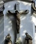 Image for Churchyard cross Kreuzbergkirche - Bonn, NRW, Germany