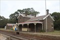 Image for Lal Lal Railway Station and Water Tank, Lal Lal Rd, Lal Lal, VIC, Australia