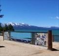 Image for Tile Mural - Lake Tahoe