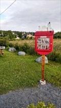 Image for Memorial Garden Little Free Library (#92463) - Dildo, Newfoundland