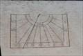 Image for Sundial at Antonius-Kapelle - Lingwurm, VS, Switzerland