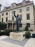 Image for PEACE: Nelson Mandela 1993 - Washington, D.C.