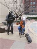 Image for The Street Musician -- Wichita KS