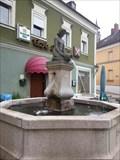 Image for Steintrogbrunnen im Stadtzentrum - Arzberg/Ofr./Germany/BY