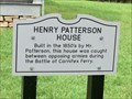 Image for Henry Patterson House - Keslers Cross Lanes WV