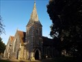Image for St Mary and St Botolph - Whitton, Suffolk