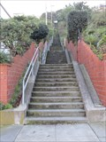 Image for 15th Avenue Stairway - San Francisco, CA