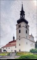 "Image for ""Václavka"" - Tower of the Church of St. Wenceslas / Vež kostela Sv. Václava - Votice (Central Bohemia)"