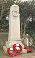 Image for Bishopstone - Combined War Memorial - Bucks