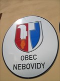 Image for Znak obce - Nebovidy, Czech Republic