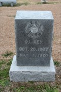 Image for P.L. Key - Britton Cemetery - Ellis County, TX