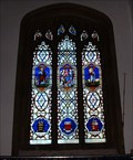 Image for Stained Glass, St Augustine's Church, Broxbourne, Herts, UK