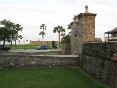 GATES OF ST AUGUSTINE