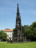 Image for Krannerova kašna - Praha, CZ