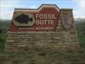 Image for Fossil Butte National Monument - Kemmerer, Wyoming