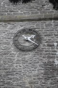 Image for Church Clock, St.Leonard's Church, Monyash, Derbyshire.