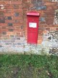 Image for Victorian Wall Post Box - Welford, near Newbury, Berkshire, UK