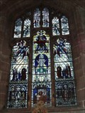Image for Elgar Memorial Window - Worcester Cathedral, UK