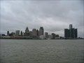 Image for Detroit, as seen from Windsor, Ont.