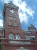 Image for Old Bradford County Courthouse Clock - Starke, Florida