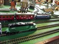 Image for Quirky Country Market Train - Columbus, TX