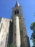 Image for Clocher de l'Eglise Saint Paulin Saint Liphard - Rom, Nouvelle Aquitaine, France